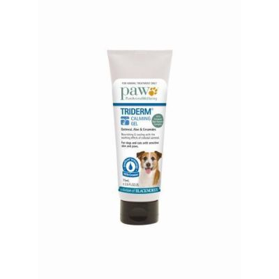 Blackmores Paw TriDerm Calming Gel 75ml